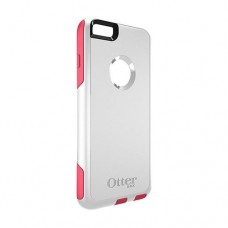 iPhone 6s Plus Otterbox Commuter White/Pink