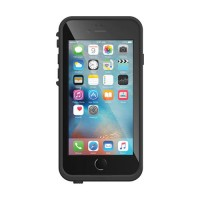 iPhone 6s Plus Lifeproof frē Case Black