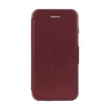 iPhone 6s Otterbox Strada Folio Case Maroon