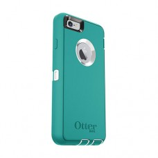 iPhone 6s Otterbox Defender Teal/White