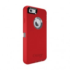 iPhone 6s Otterbox Defender Red/Grey