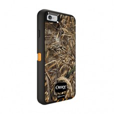 iPhone 6s Otterbox Defender Realtree Camo Orange/Black