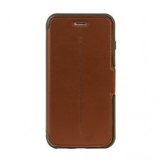 iPhone 6s Otterbox Strada Folio Case Brown