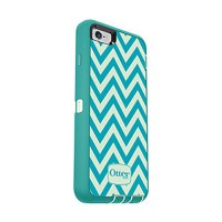 iPhone 6s Otterbox Defender Green/Teal Wave Graphic