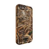 iPhone 6s Lifeproof frē Case Realtree Orange