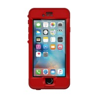 iPhone 6s Lifeproof NÜÜD Case Red