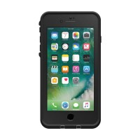 iPhone 7 Plus Lifeproof frē Case Black