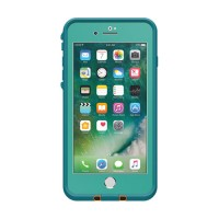 iPhone 7 Plus Lifeproof frē Case Teal