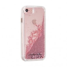 iPhone 7 Waterfall Case Rose Gold