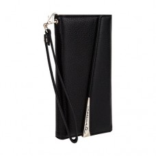 iPhone 7 Folio Wristlet Black