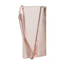 iPhone 7 Folio Wristlet Rose Gold