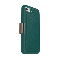 iPhone 7 Otterbox Strada Folio Case Teal/Tan