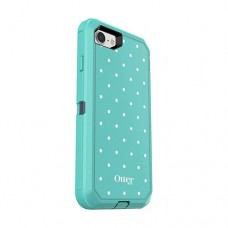 iPhone 7 Otterbox Defender Graphics Series Blue/Light Blue