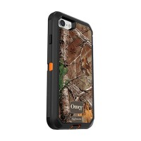 iPhone 7 Otterbox Defender Camo Orange/Black
