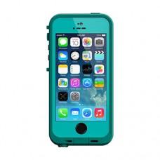 iPhone SE Lifeproof frē Case Teal/Dark Teal