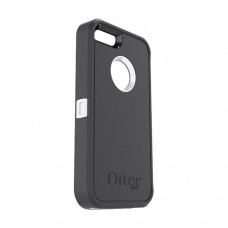 iPhone SE Otterbox Defender Grey/White