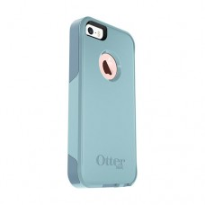 iPhone SE Otterbox Commuter Blue