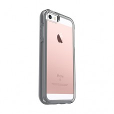 iPhone SE Otterbox Symmetry Clear Grey Crystal