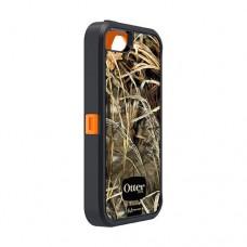 iPhone SE Otterbox Defender Realtree Camo Black/Orange