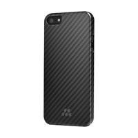 iPhone SE Karbon Case Black/Grey