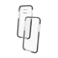 Samsung Galaxy A5 Piccadilly Case Clear/Black