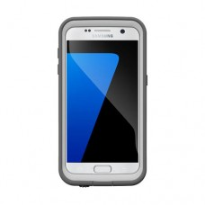 Samsung Galaxy S7 Lifeproof frē Case White