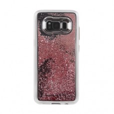Samsung Galaxy S8 Waterfall Case Rose Gold