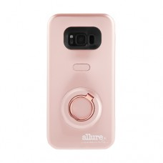 Samsung Galaxy S8 Allure Selfie Case Rose Gold