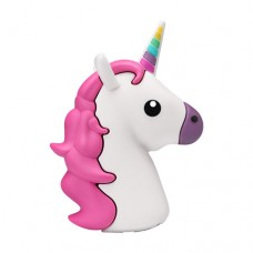 Strong N'Free 2600 mAh Power Bank Unicorn Emoji